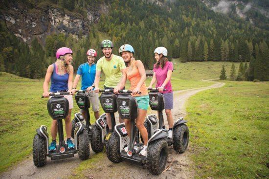 Actionsport - Sommerurlaub in Flachau