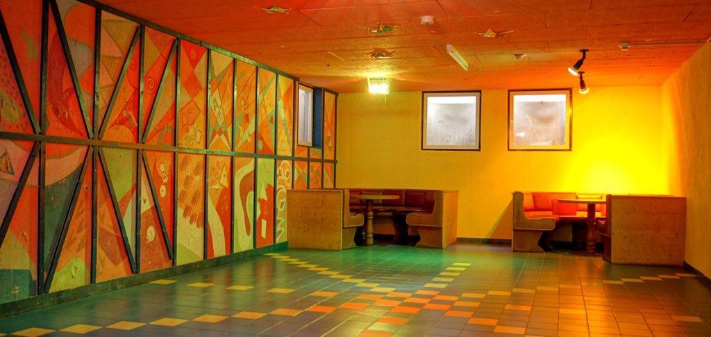 Disco im Jugendgästehaus Steiner in Eben im Pongau