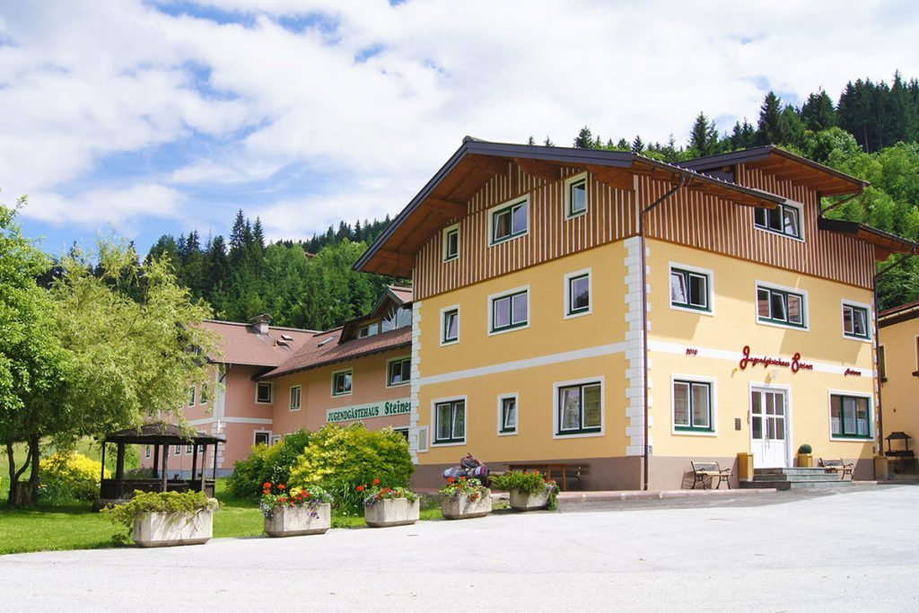 Contact Details Directions Jugendgastehaus Steiner Eben I P