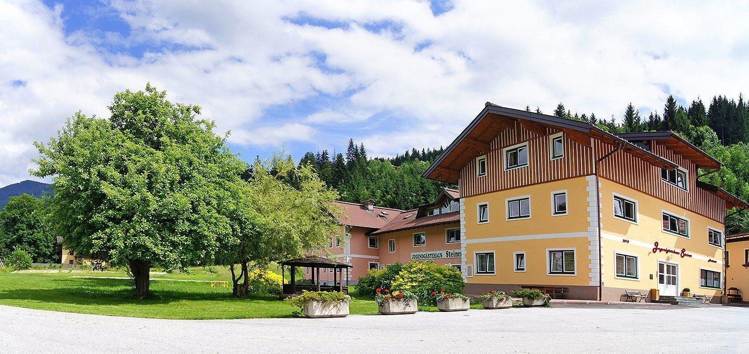 Jugendgästehaus Steiner - Jugendherberge in Salzburg