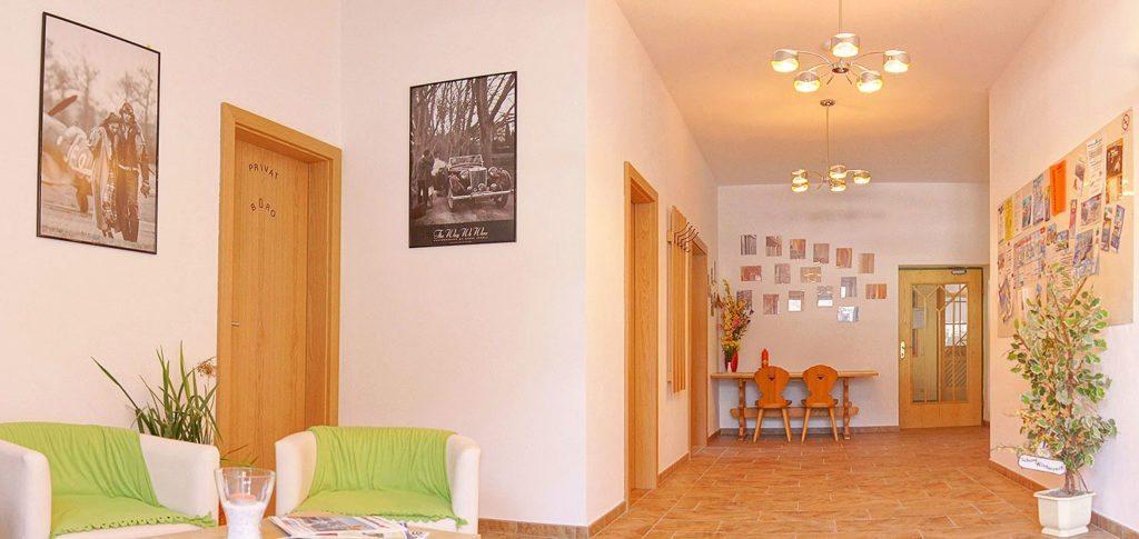 Kontakt zum Jugendgästehaus in Eben, Salzburger Land