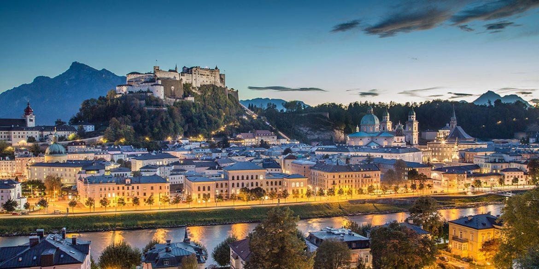 Weltkulturerbe Altstadt Salzburg