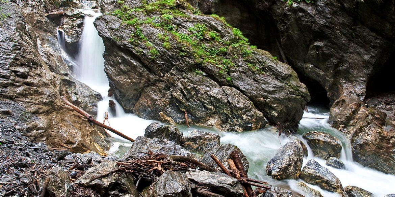 Liechtensteinklamm - Ausflugsziele im Salzburger Land