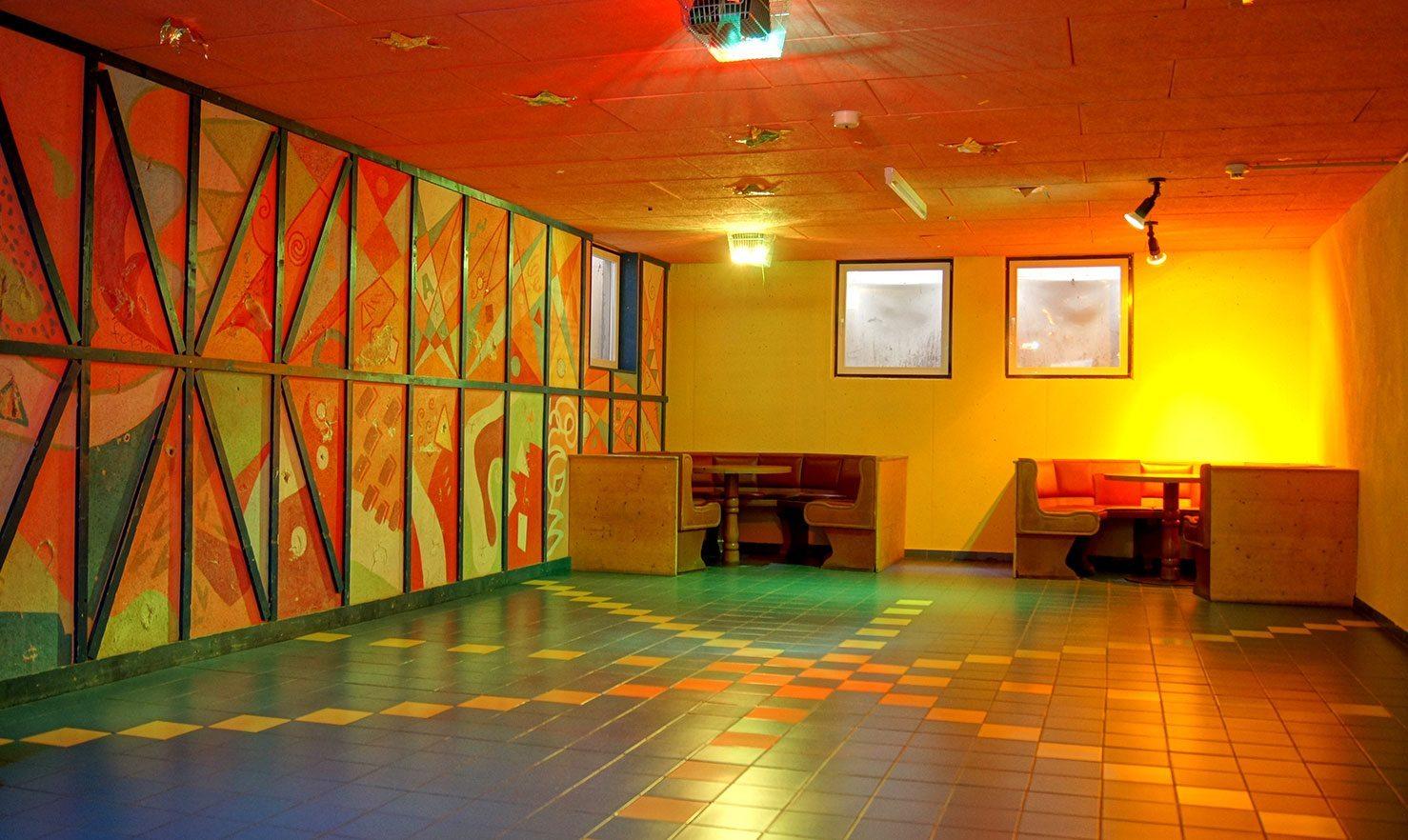 Partyraum - Jugendgästehaus Steiner, Eben im Pongau