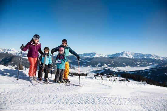 Skiurlaub im snow space Flachau im Ski amadé