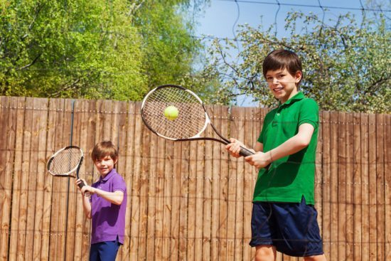 Tennis - Sommerurlaub in Eben im Pongau