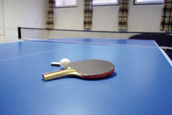 Tischtennis - Jugendgästehaus Steiner, Eben im Pongau