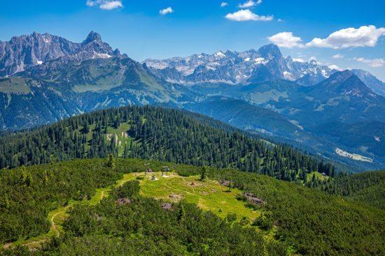 Wandern - Sommerurlaub in Eben im Pongau