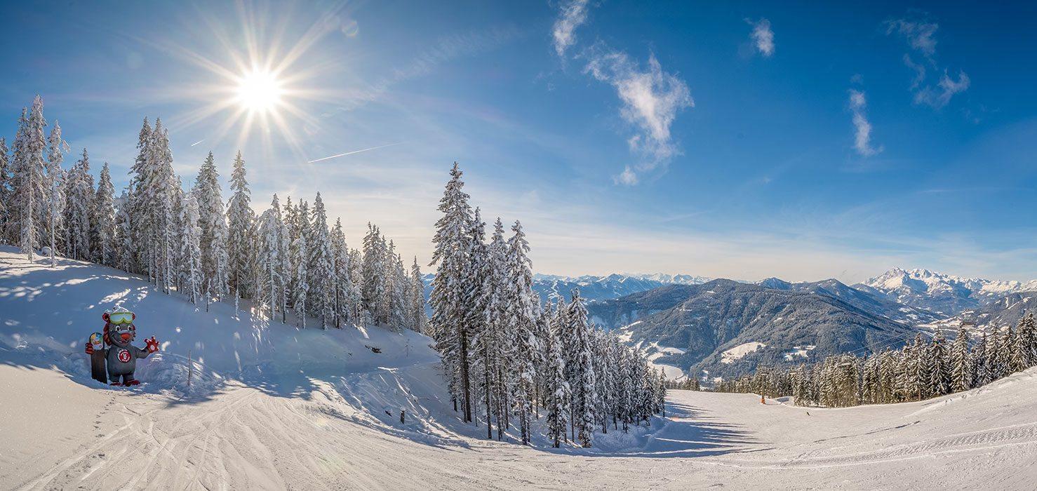 Winterurlaub in Eben im Pongau, Salzburger Land