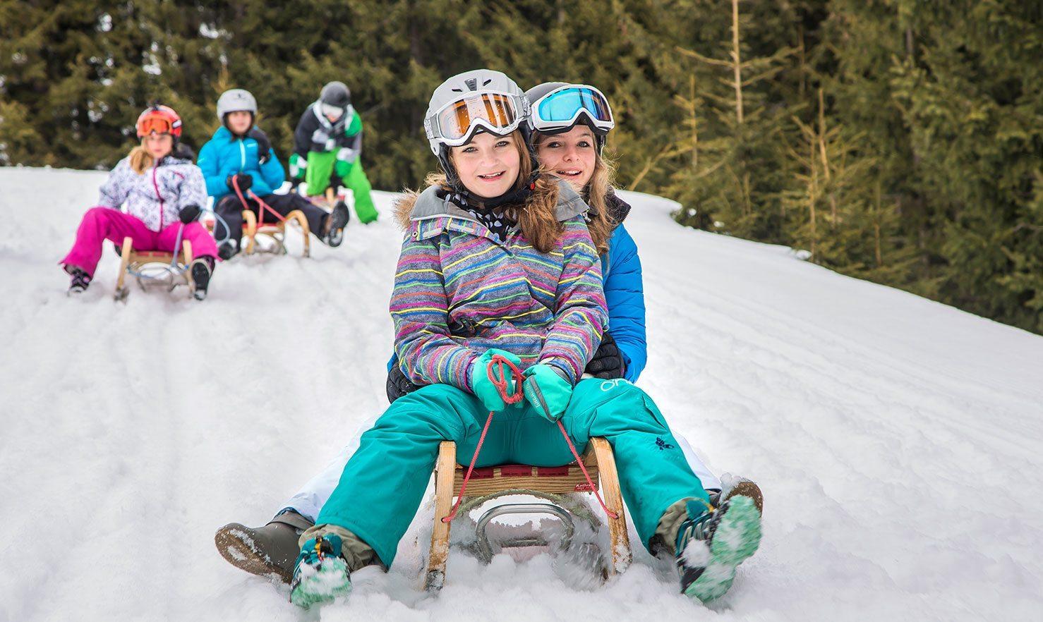 Winterurlaub, Wintersportwochen im Salzburger Land