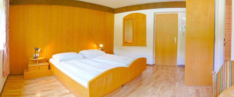 Zimmer für Begleitpersonen, Jugendgästehaus Steiner in Eben im Pongau