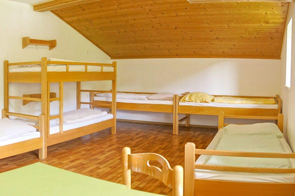 Zimmer - Jugendgästehaus Steiner, Eben im Pongau
